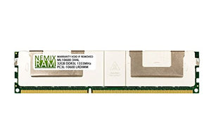 HP 647903-B21 32GB DDR3 1333 (PC3 10600) ECC LRDIMM Memory for HP ProLiant DL360e Gen8 Server