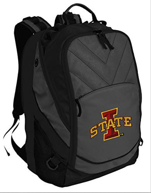 Broad Bay Best Iowa State Backpack Laptop Computer Bag