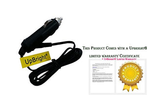 UPBRIGHT Car DC Adapter for TECHNIKA PDVD9DUALAW11 9