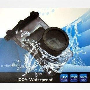 Underwater, Waterproof, Rain Snow Sand Dust Proof Case for Samsung Kenox S1050, S1060, S850 VLUU NV5, NV7 OPS, NV11; Kodak Z950, Z915, ZD710, Z700, Z650, Z740