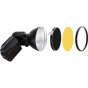 Bolt Grid and Filter Kit for VB-Series Bare-Bulb Flashes