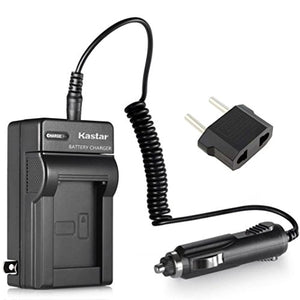 Kastar Travel Charger Kit for Olympus LI-90B, LI-92B, UC-90 Work with Olympus SH-1, SH-50 iHS, SH-60, SP-100, SP-100EE, Tough TG-1 iHS, Tough TG-2 iHS, Tough TG-3, XZ-2 iHS Cameras