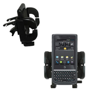 Gomadic Air Vent Clip Based Cradle Holder Car/Auto Mount Suitable for The NEC Terrain