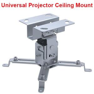 Cmple- Universal Projector Ceiling Mount with Arm Length Upto 12.4