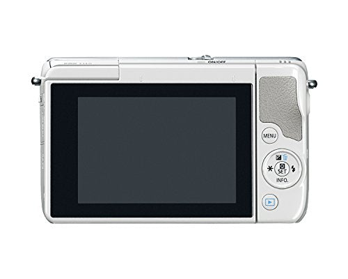 Expert Shield - THE Screen Protector for: Canon M10 - Anti Glare