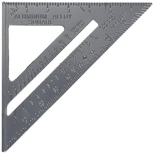82830 Layout Tools Aluminum Rafter Square