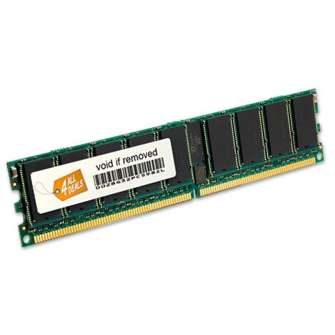 490671-001 PC2-5300 RAM Memory Upgrade for The Compaq HP ProLiant DL Series DL165 G5 2GB DDR2-667