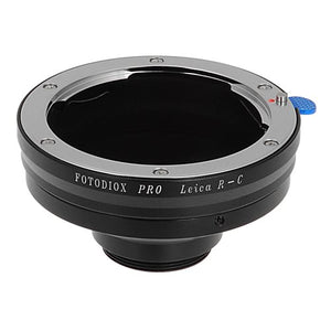 Fotodiox Pro Lens Mount Adapter Compatible with Leica R Lenses to C-Mount Cameras