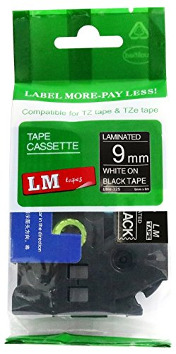 LM Tapes - Brother PT-200 3/8