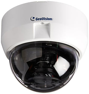 Geovision GV-EFD2101 2MP H.264 Super Low Lux WDR IR Fixed IP Dome