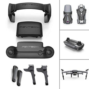 PGYTECH Propeller Holder + Remote Control Stick Protector + Landing Gear for DJI Mavic 2 PRO/Mavic 2 Zoom