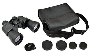 SNIPER 10 x 50mm Binoculars with strap & carry case, all-terrain