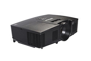 InFocus IN114XA Projector, DLP XGA 3800 Lumens 3D Ready 2HDMI with Speakers