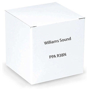 Williams Sound PPA R38N PPA SelectView FM Receiver