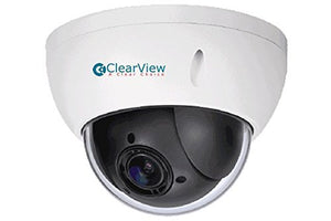 ClearView 2.0 Megapixel 1080P HD-AVS 4x PTZ - Pan Tilt Zoom
