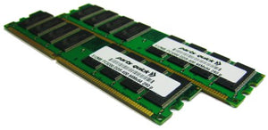 parts-quick 1GB 2 X 512MB PC3200 400MHz 184 pin DDR SDRAM Non-ECC DIMM Desktop Memory RAM for Dell Dimension 4600 Brand