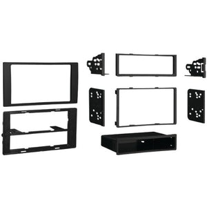 METRA 99-5824B 2010 & Up Ford Transit Connect Single & Double DIN Installation Kit