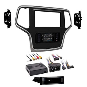 Metra 99-6536S Aftermarket Radio Installation Dash Kit