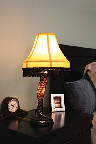 A Christmas Story 20 Inch Leg Lamp Prop Replica By Neca | Holiday Gift |Desk Lamp | Same Lamp Used I