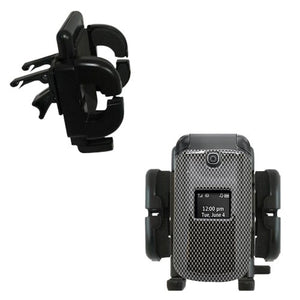 Gomadic Air Vent Clip Based Cradle Holder Car/Auto Mount Suitable for The LG Envoy II