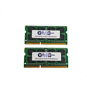 8GB (2x4GB) RAM Memory Compatible with Series 9 Notebook NP900X3A, NP900X3A-A02 DDR3 A29