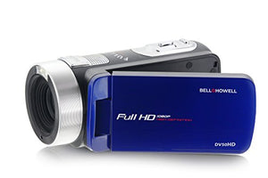 Bell+Howell 1080p Full HD Video Camcorder with 24 MP Still Image Resolution & 3
