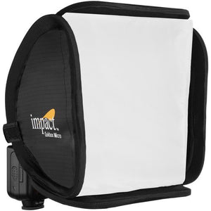 Impact Quikbox Micro On-Camera Softbox (9 x 9)(3 Pack)