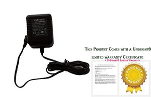 UpBright NEW 9V AC Adapter For Model: U090090A30 9VAC Class 2 Transformer Power Supply Cord Cable PS Wall Charger Mains PSU (Input: 110V - 117V - 120VAC 60Hz or 220V - 230V - 240VAC 50Hz Suitable Inpu
