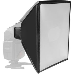 Vello Universal Softbox for Portable Flash (Large)(3 Pack)