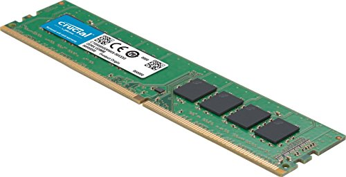 Crucial 8GB Single DDR4 2133 MT/s (PC4-17000) DR x8 Unbuffered DIMM 288-Pin Memory - CT8G4DFD8213