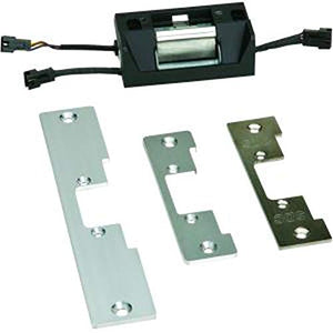 SECURITY DOOR CONTROLS 45A ELECTRIC STRIKE 12/24VDC 630 FINISH by Security Door Controls