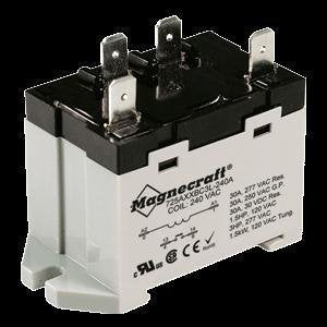General Purpose Relays Power Relay SPST-NO 30 A, Q.C. Term