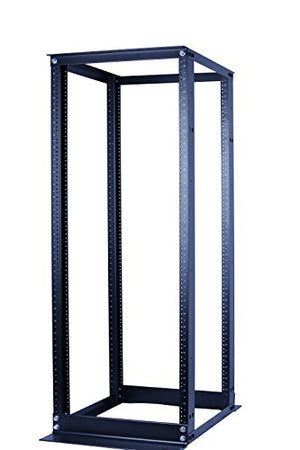 Rising 42U 4 Post Open Frame Server Rack 19'' Adjustable Depth 16