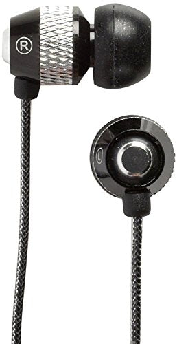 Acoustic Research HP1030 Performance Series Noise Isolating Earbuds with Mic