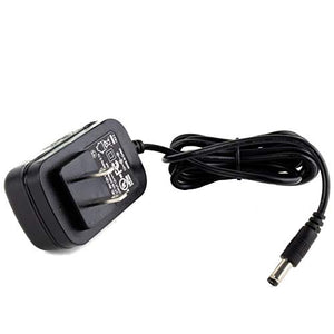 MyVolts 12V Power Supply Adaptor Compatible with Makita BMR104 Site Radio - US Plug