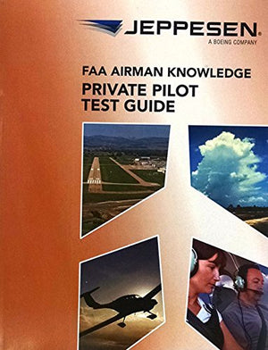 Jeppesen Private Pilot Knowledge Test Guide - 10001387