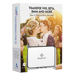 VIDBOX Video Conversion for PC