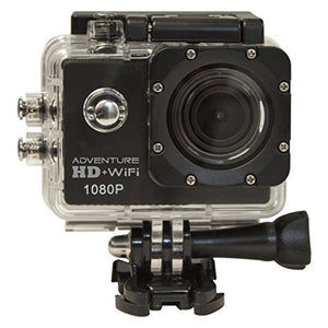 Cobra Electronics Corporation 5210 Adventure Hd WiFi Action Camera