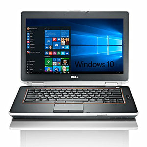 Dell Latitude E6420 Laptop - HDMI - Intel Core i5 2.5ghz - 4GB DDR3 - 250GB SATA HDD - DVDRW - Windows 10 64bit - (Renewed)