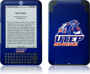 Skinit Kindle Skin (Fits Kindle Keyboard), University of Texas, El Paso