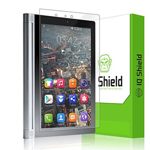 IQ Shield Screen Protector Compatible with Lenovo Yoga Tablet 2 8 inch (Android Version) LiquidSkin Anti-Bubble Clear Film