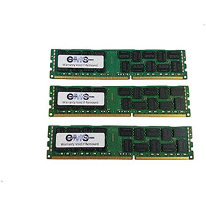 48Gb (3X16Gb) Memory Ram Compatible with Dell Poweredge T320 1333 Ecc Reg for Servers Only Low Voltage by CMS B110