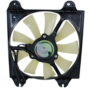MAPM Premium ECLIPSE 06-12 A/C CONDENSER FAN ASSEMBLY, 3.8L, Spyder 07-12, Coupe 06-12