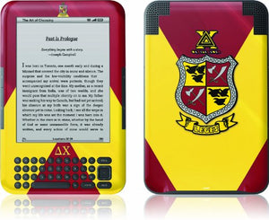 Skinit Kindle Skin (Fits Kindle Keyboard), Delta Chi