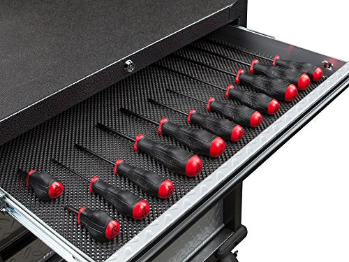 Tekton Phillips/Slotted High Torque Screwdriver Set, 12 Piece (1/8 5/16, #0 #3) | Drv41216