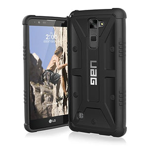 URBAN ARMOR GEAR UAG LG Stylo 2 [5.7-inch Screen] Pathfinder Feather-Light Rugged [Black] Military Drop Tested Phone Case