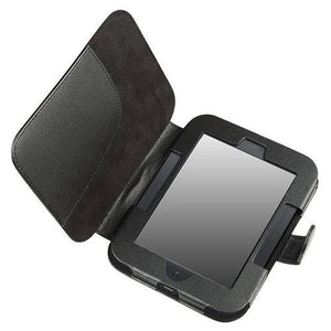 Electronic Accessories Leather Case for Barnes and Noble Nook Simple Touch with Glowlight