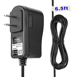 YUSTDA (6.5Ft Extra Long) 1A AC/DC Wall Power Charger Adapter for Pandigital Nova Tablet eReader R70F452 E
