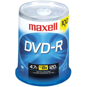 MAX638014 - Maxell 16x DVD-R Media