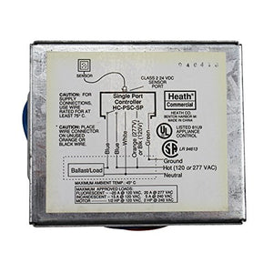 Heath Commercial HC-PSC-SP Snap Mounted Single Port Power Supply Controller Occupancy Sensor